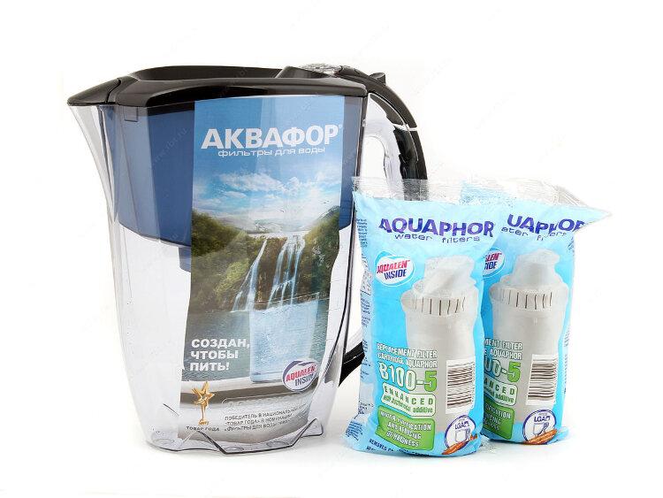 Как сделать аквафор